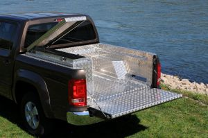 Pick-Up Box S - Toolbox Pickup Box für VW Amarok mit Stylingbar