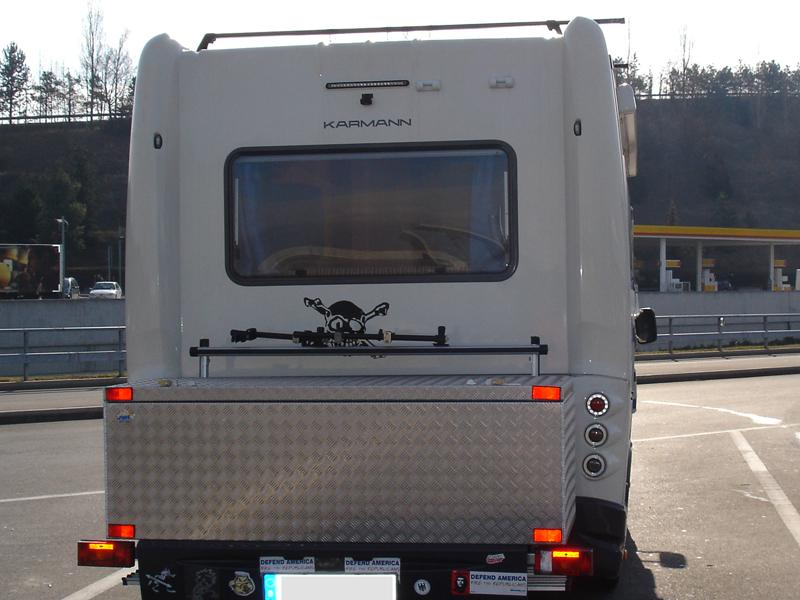 Brossbox Wohnwagen