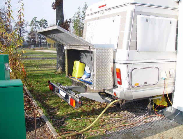 Caravanbox Wohnmobil