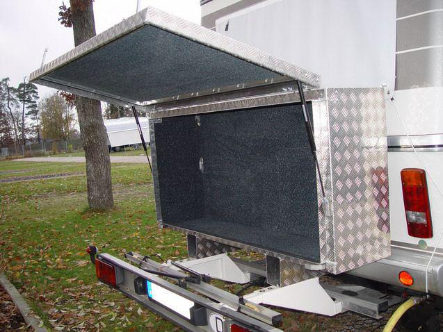Staubox Wohnwagen