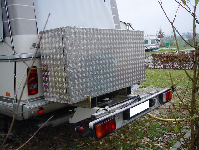 Transportbox Wohnmobil