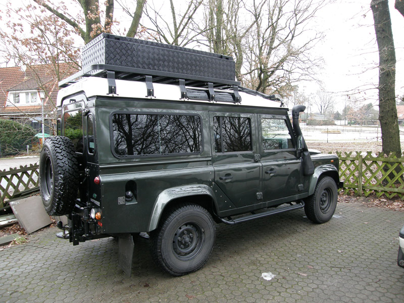 Defender Dachbox