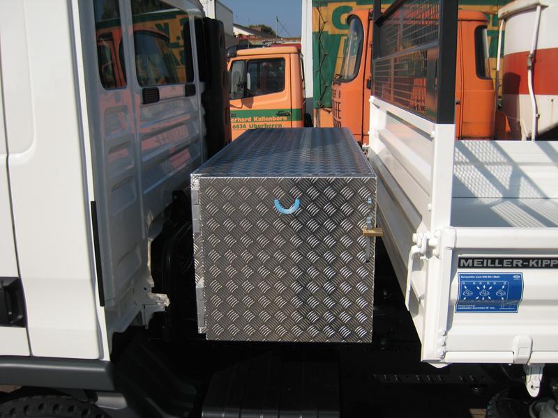 Lastkraftwagen Pritschenbox