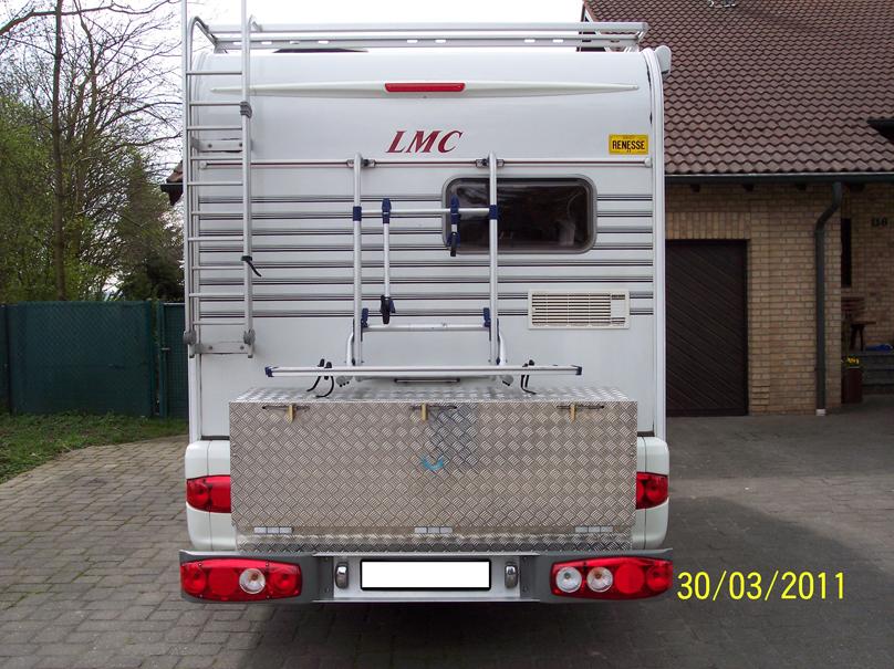Wohnwagen Transportkiste