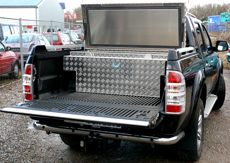 Chevrolet Pickupbox von Brossbox