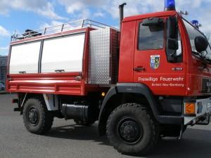 Staukiste Feuerwehr