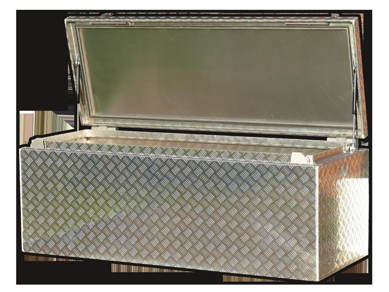 Pritschenkiste Werkzeugbox