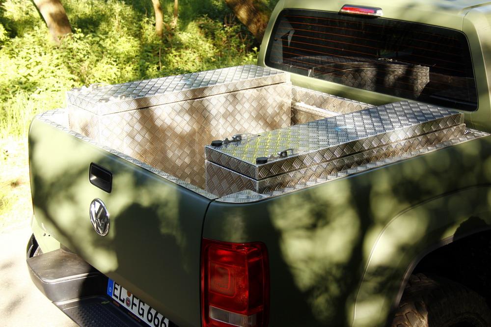 Brossbox Staukisten für ihren Geländewagen