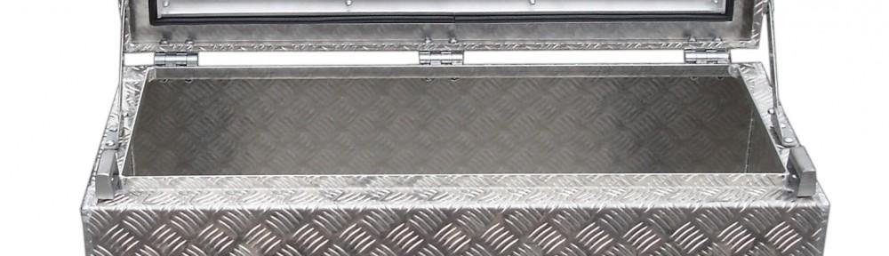 Aluminium Transportkiste