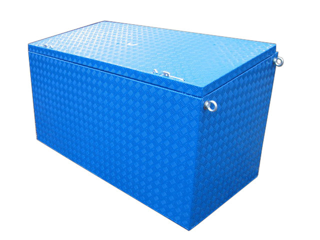 farbige alubox sonderanfertigung brossbox. Black Bedroom Furniture Sets. Home Design Ideas
