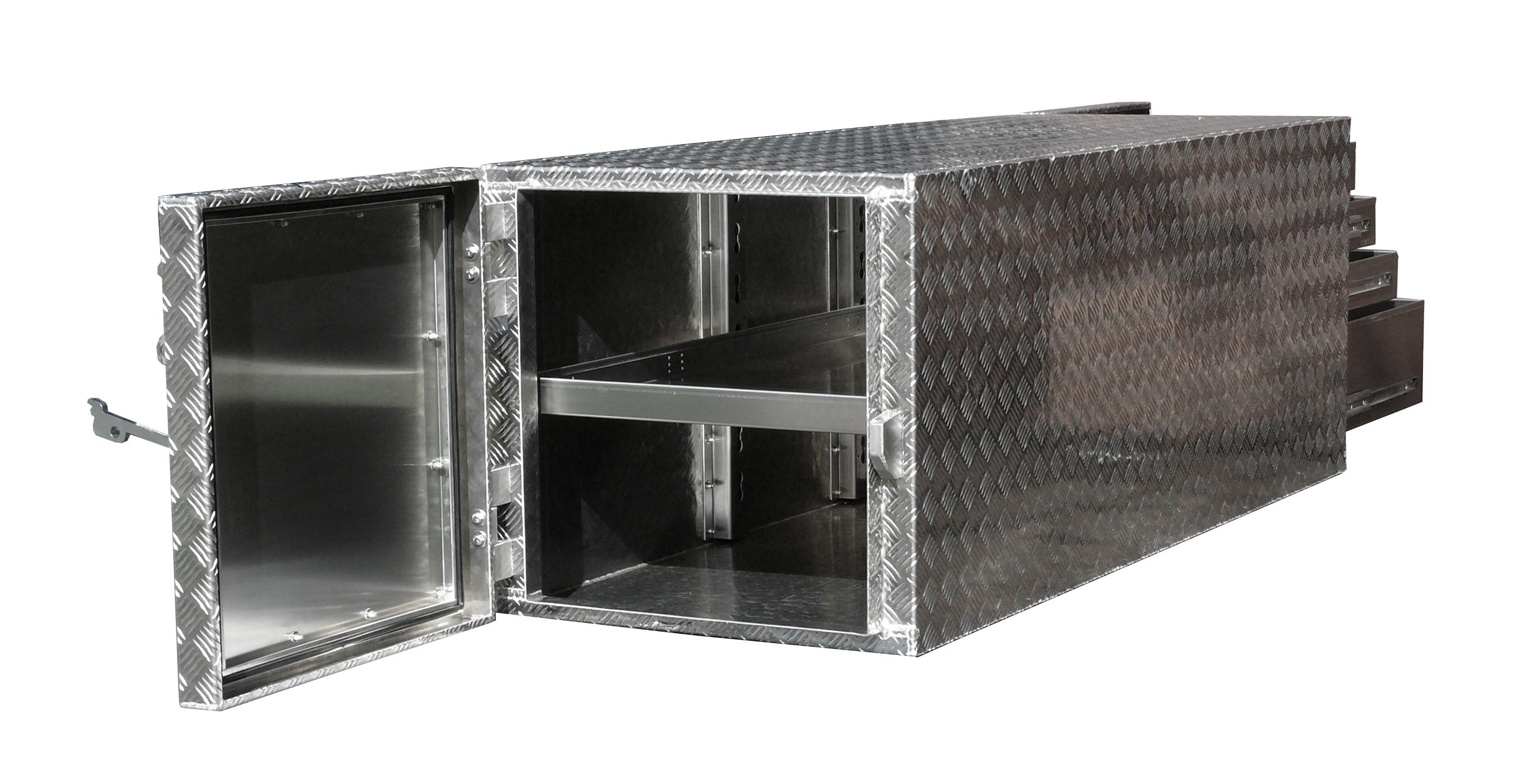 C-Box von Brossbox offen