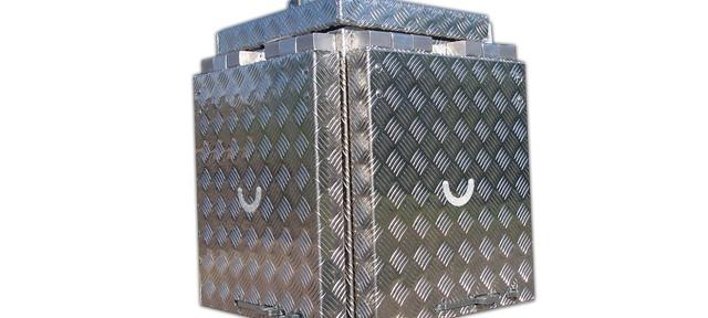 Box für Generator - besonders stabil