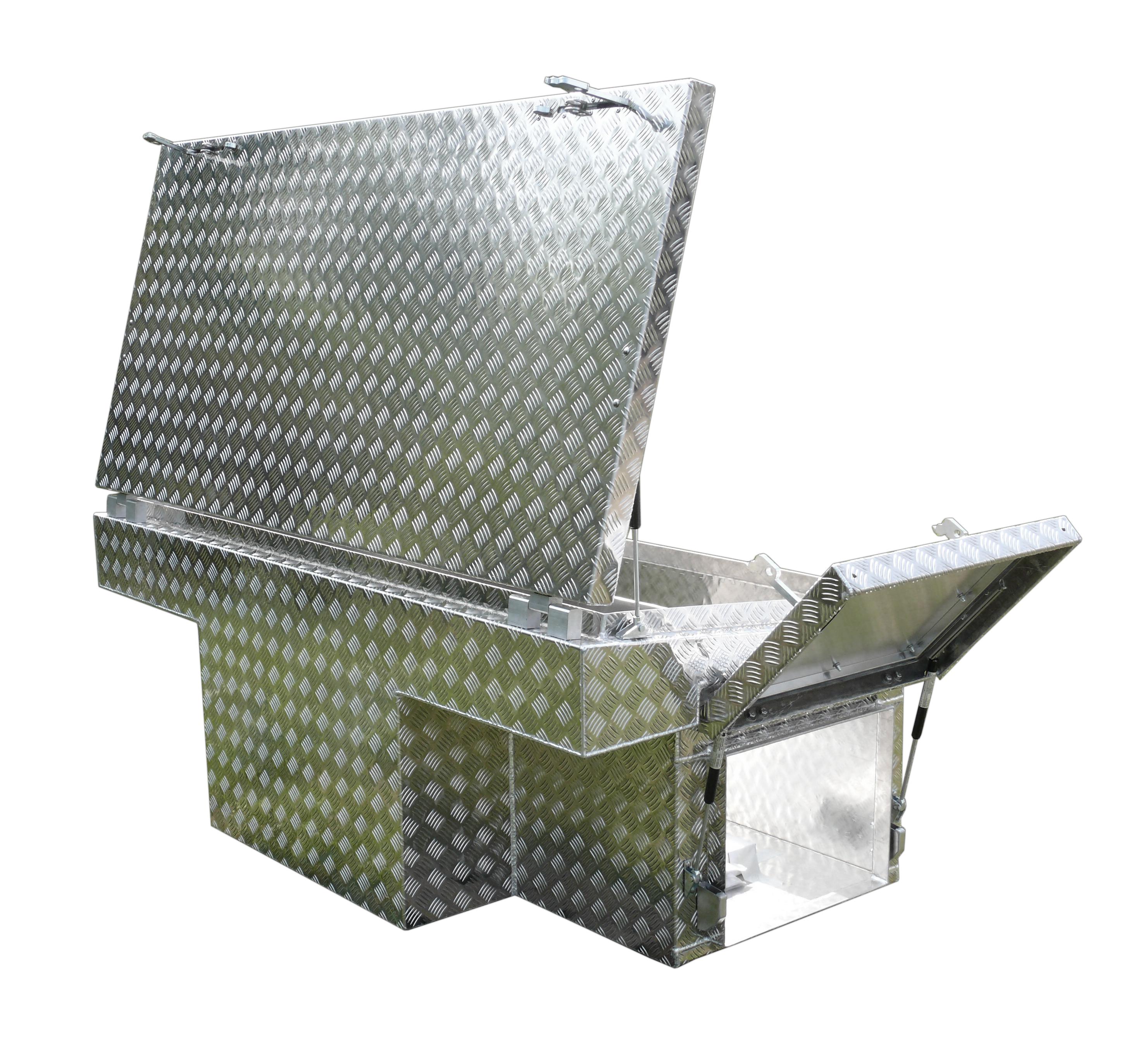 spezial alubox brossbox. Black Bedroom Furniture Sets. Home Design Ideas