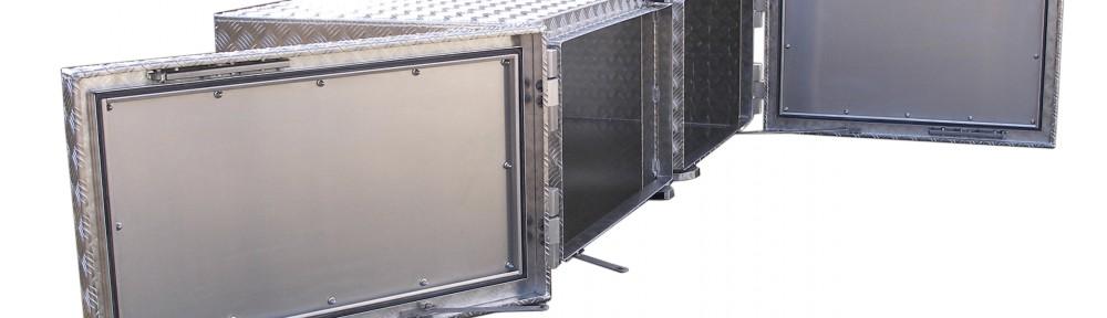 Spezial Staukasten Unterflurbox