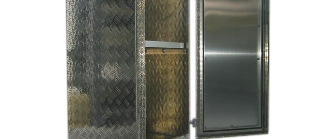 Aluminium Werkstattwagen mit Rollen