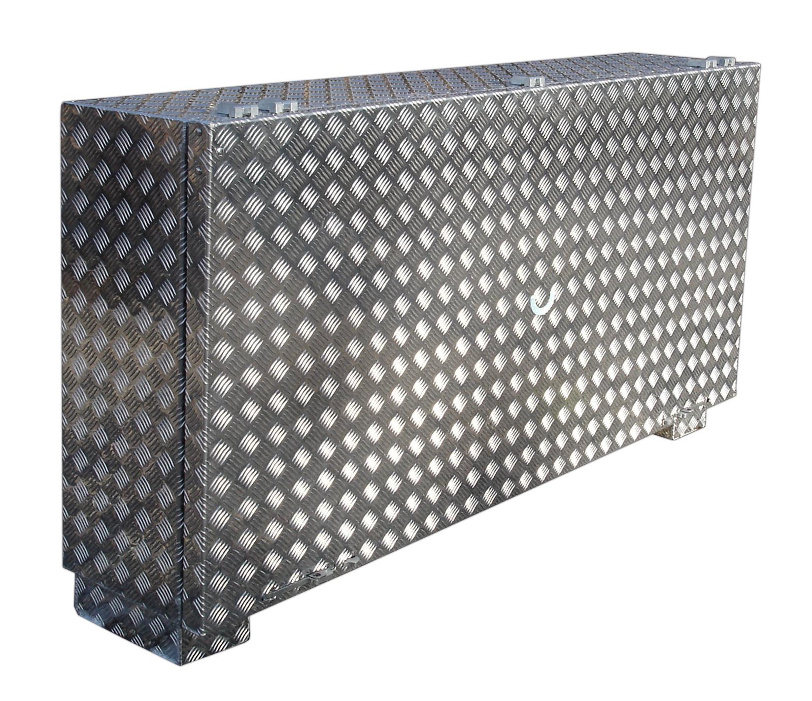 Toolbox Flach von Brossbox