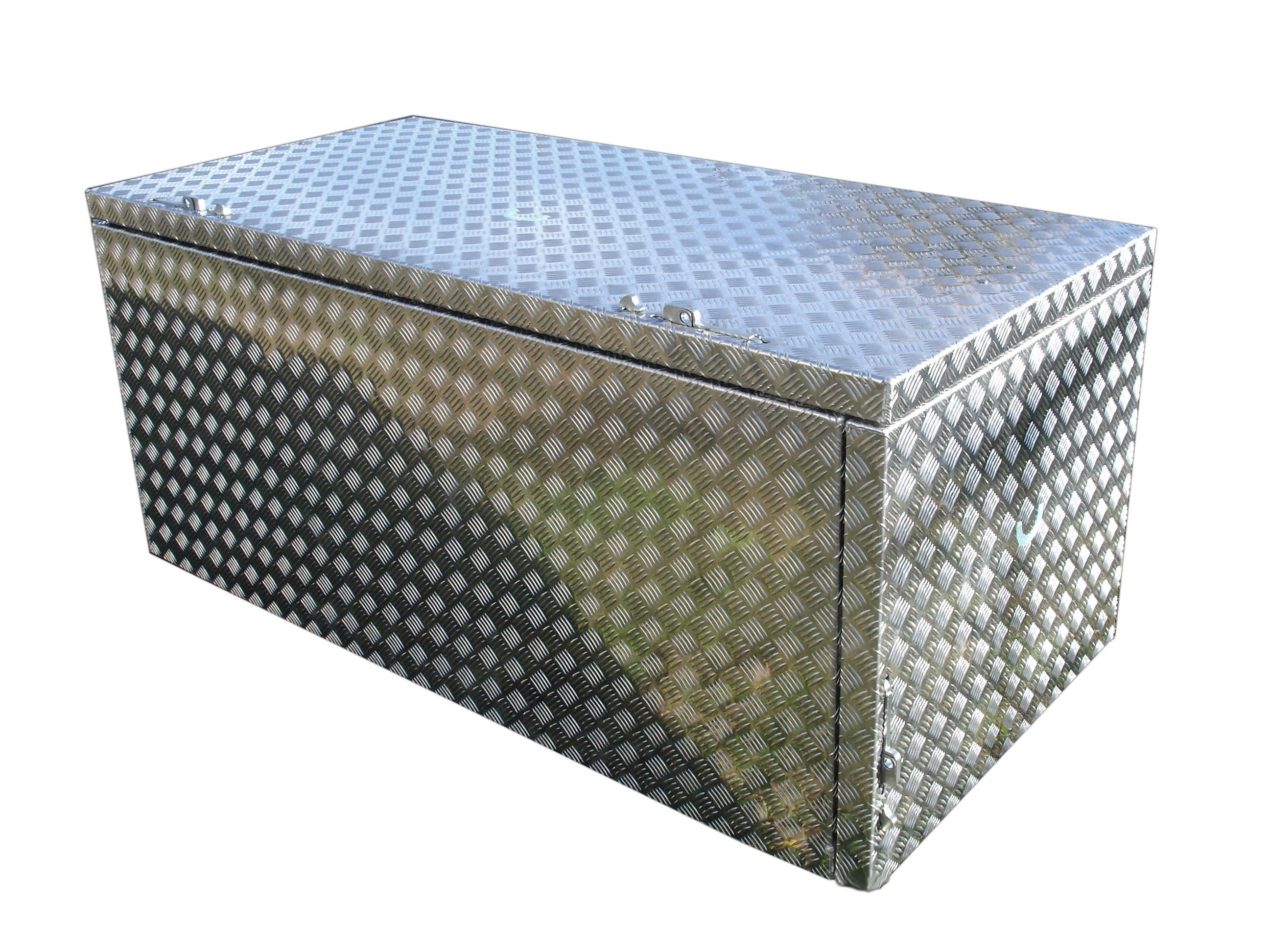 transportkiste aluminium riffelblech. Black Bedroom Furniture Sets. Home Design Ideas
