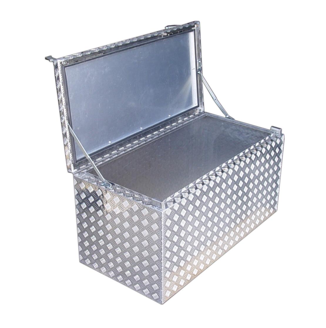 Transportkiste aluminium