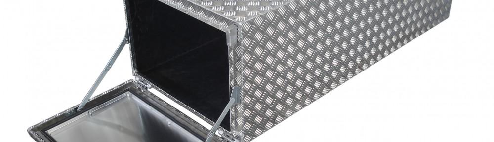BROSSBOX - Ideen aus Aluminium und Edelstahl - Referenzen