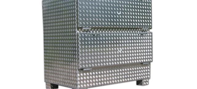 Transportkiste Sonderanfertigung & individuelle Werkzeugkiste aus Aluminium