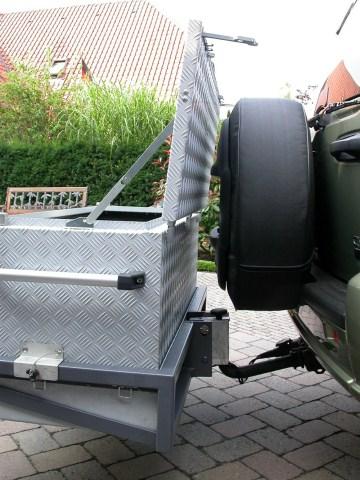 heckboxen gep ckboxen brossbox alukisten und. Black Bedroom Furniture Sets. Home Design Ideas