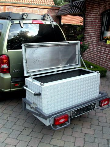 Heckbox Auto