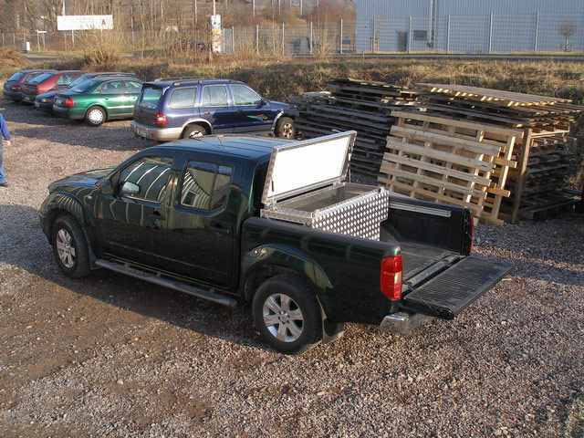 pickupboxen pickupkisten brossbox alukisten und. Black Bedroom Furniture Sets. Home Design Ideas