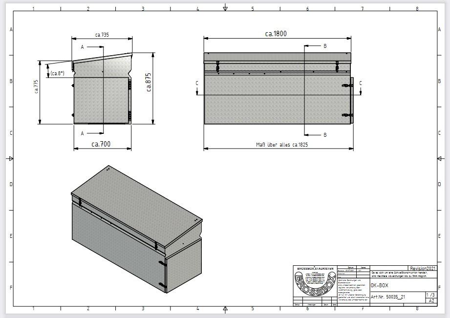 PDF Zeichnung OK-BOX