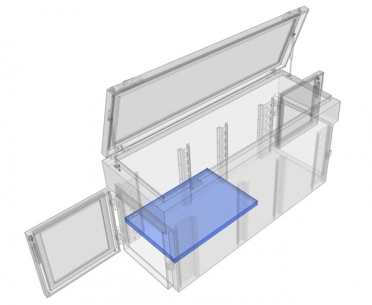NC und C Box Fachboden 1/2 lang