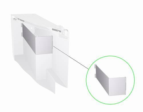 Raumteiler AMAROK Seitenbox rechts