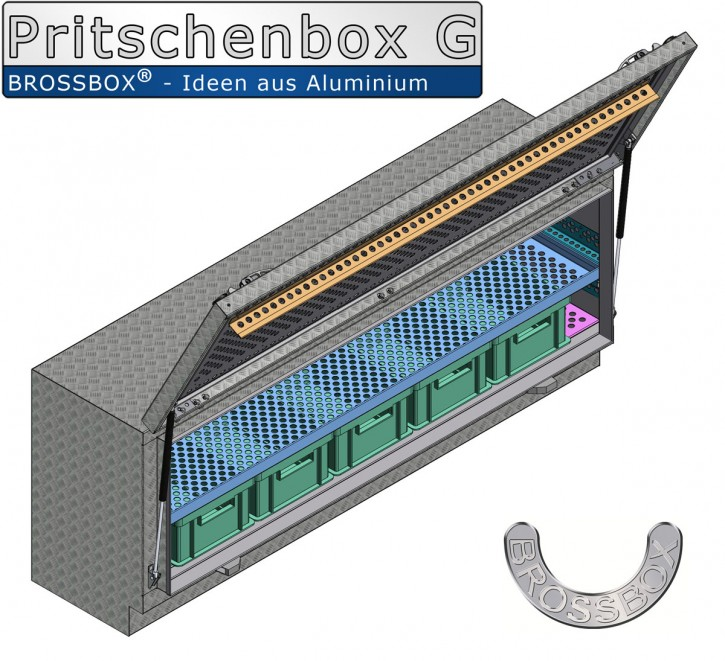 Pritschenbox G