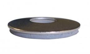 Dichtscheibe VA 45x8,5mm