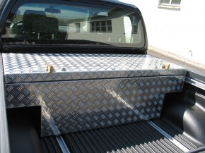 Pickup Box Modell Nissan Navara