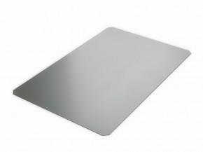 Einlegeplatte für Stapelbox groß grau