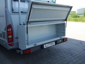 WOMO-Box GT RAL7035 Lichtgrau