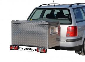 Anhängerkupplungs-Box