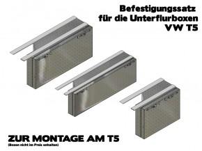 Befestigungssatz VW T5 / T6
